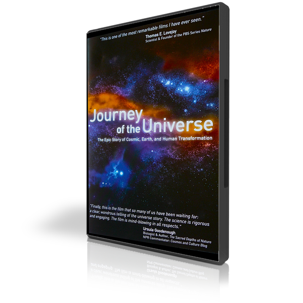 Journey of the Universe – 1 Year license